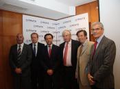 Julián Ezquerra, Ignacio Para, Javier Fernández-Lasquetty, Javier Rodríguez, Cri