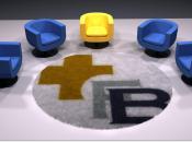 Plató de los debates TV Bamberg Salud