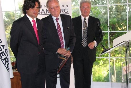 Premio a la Innovación en Tecnologías de la Salud a ASISA, Francisco Ivorra