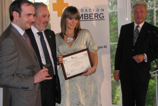 Premio a los medios de comunicación de la Salud a Gaceta Médica