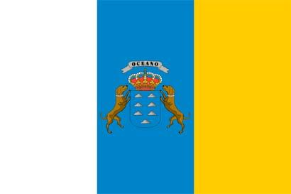 Bandera de Canarias