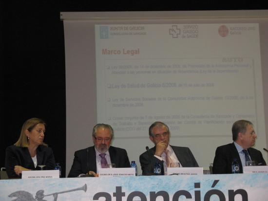 Consejera de Canarias, Consejero de La Rioja y Consejero de Castilla y León