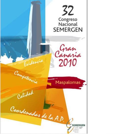 Programa XXXII Congreso Naciona Semergen