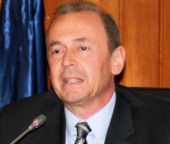 Francisco Rodriguez, Presidente de la CNPT