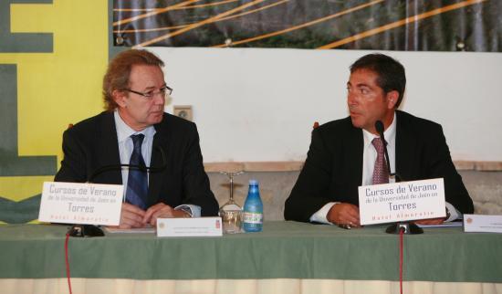 Ignacio Para, cuya conferencia versó sobre Innovación en la gestión del gasto fa