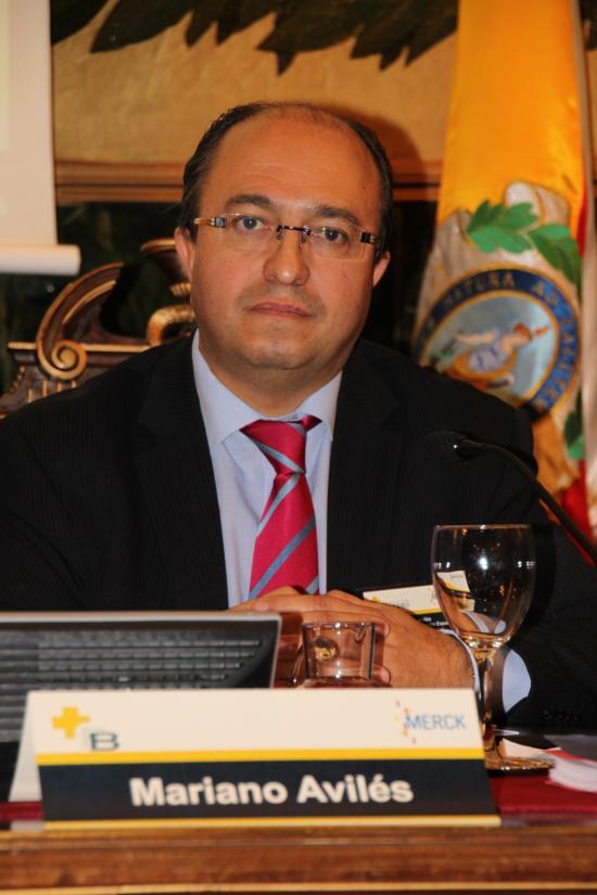 Mariano Avilés Muñoz, Presidente de la ASEDF