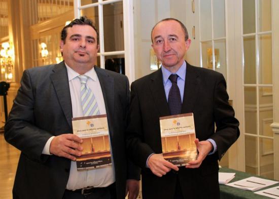 Jesus Meco y Fernando Lamata
