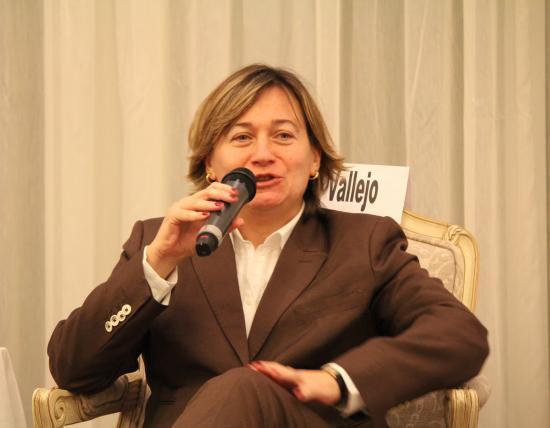 Mercedes Vallejo, SDG Productos Farmaceuticos, MSSSI. España