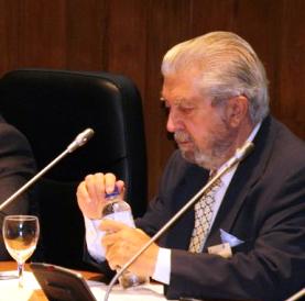Salvador Arribas, Secretario General de la Fundación Bamberg