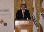 Ignacio Para, Presidente Ejecutivo de la Fundación Bamberg