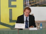 El presidente de la Fundación Bamberg pronuncia su conferencia