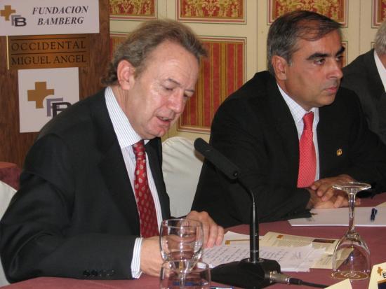 Ignacio Para, comenta las aportaciones del secretario general